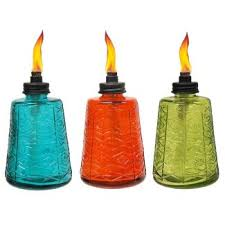 outdoor torches target