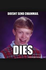 Come At Me Bro Meme Generator - bad luck brian 20 the image contains a lack of punctuation the