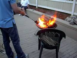 how to light a propane torch starting a fire with a propane vapor torch youtube