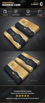 gold business card by createart graphicriver