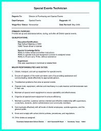 computer technician resume resume templates resume for study
