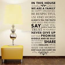 compare prices on family quote wall decals online shopping buy