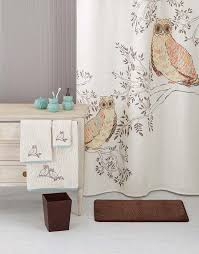 better homes and gardens bathroom ideas better homes and gardens owl shower curtain home