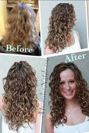 perm hair style for fine layered hair curly hair images google search hair pinterest hair images