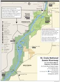 Map Of Wisconsin And Minnesota by Saint Croix Maps Npmaps Com Just Free Maps Period