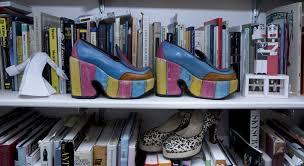 look what we found christine mcdowell u0027s disco shoes news