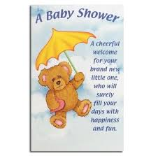 amusing words to say in a baby shower card 59 on decoracion de