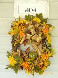96 best fall wreaths door swags decorations images on