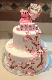 garden baby shower cake home outdoor decoration