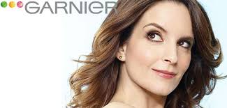 what color garnier hair color does tina fey use comedy of comedy tina fey is has been approved as garnier s beauty