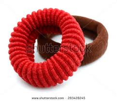 hair band hair band different colors stock photo 283428245