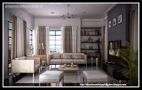 plain living room interior design philippines ideas home intended