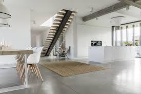 open tread staircases steel studio