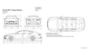 audi size 2014 audi rs7 sportback dimensions hd wallpaper 206