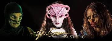 Special Effects Makeup Schools In Ohio Tylergreenfx Classes