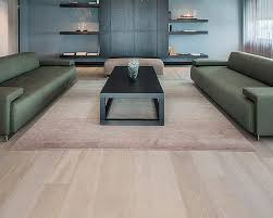 White Oak Engineered Flooring Home