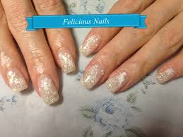 classy christmas nails felicious nails