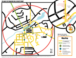 Map Routes by Route Maps Safe Routes Chagrin