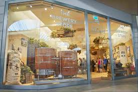 shepherd neame opens pop up brewery store at bluewater shopping