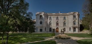 chambre d hotes montpellier teinte 30 facade chateau jardin anglais domaine de biar