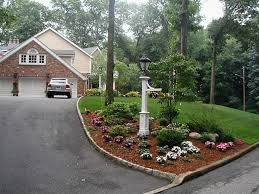 best 20 driveway entrance landscaping ideas on pinterest yard