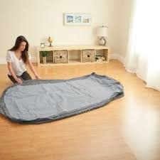 intex comfort plush elevated dura beam airbed bed height 18
