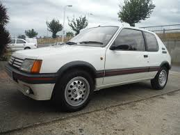 peugeot gti 1980 for sale 1987 peugeot 205 gti 1 6 phase 1 car years