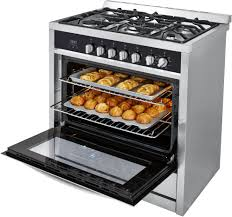 haier hcr6250ads 36 inch dual fuel range with 5 sealed burners