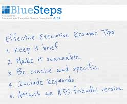 executive resume tips executive resume tips personal branding documents for job search