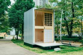 muji launches trio of prefab minimal cabins neogaf