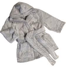 robe de chambre polaire enfant joli cadeau idée cadeau naissance robe de chambre polaire