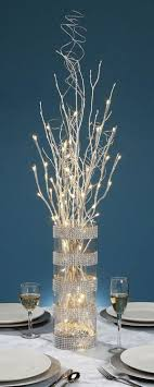 lighted tree branches astonishing centerpiece u diy bring for lighted tree