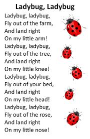 itty bitty alphatykes rhyme ladybug ladybug i love ladybugs