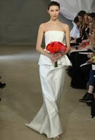 wedding peplum dress wedding dresses