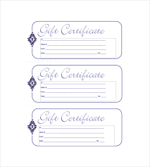 small business gift cards small business gift cards 12 business gift certificate templates