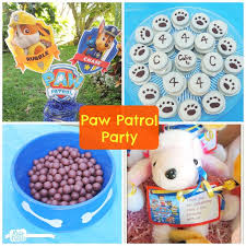 21 paw patrol birthday party images paw patrol