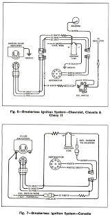 1966 corvette service news wiring diagrams for breakerless