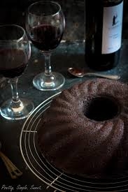 wine chocolate wine chocolate cake pretty simple sweet