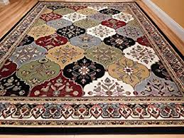 Rugs Under 50 Amazon Com New Multi Color Panal And Diamonds Area Rug 5x7 Rugs