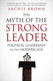myth of the strong leader the buy myth of the strong leader