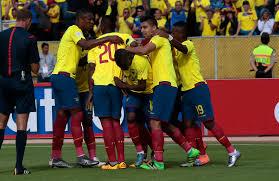 frickson erazo es duda en ecuador para su debut ante brasil