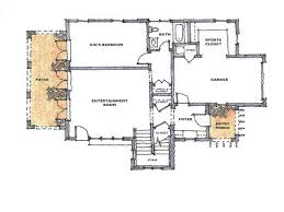 Green House Floor Plan by Dream House Floor Plan Home Planning Ideas 2017