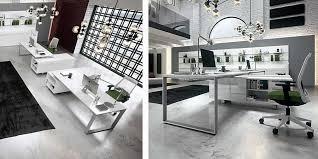 Executive Office Furniture Planeta Executive Office Furniture Desk And Integrated Service Unit