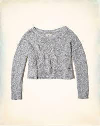 crop top sweater slouchy crop sweater clearance hollisterco com