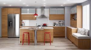 lowes medium oak kitchen cabinets rift rift white oak praline frameless kitchen cabinets