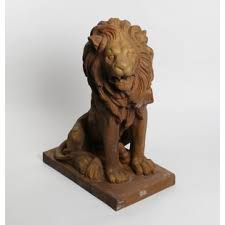 gold lion statues gold lion statues wayfair