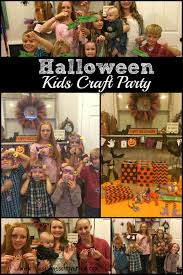 oriental trading company halloween halloween craft party for kids