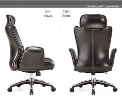 Real Leather Office Chair Office Chair Black Brown Color Genuine Leather Free Shipping