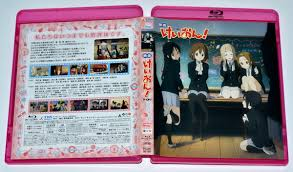 Pinke K He Kaufen K On Movie Limited Edition Mini Review Blu Ray Japan