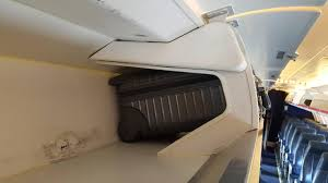 air travel is there room for a rollaboard in a crj 200 overhead